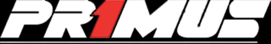 Primus Logo 2017 - White